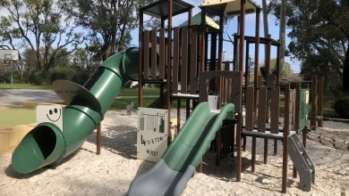 Photo of Holiday venue playgrounds that squeal good fun