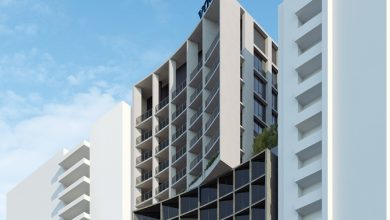 "Photo of ""Brilliant"" new Melbourne hotel development on track for 2023"