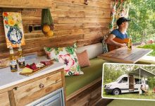 Photo of Is it the year of the caravan and camping holiday? Millennials replacing grey nomads