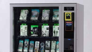 Photo of Cashless convenience: COVID-19-friendly vending machines