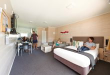 Photo of Holiday parks proving popular with Kiwi travellers