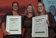 Photo of Kiwi tourism students awarded $4500 in scholarships