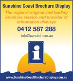 Sunshine Coast Brochure Display