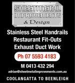 Sheetmetal Improvements + Design