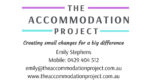 The Accommodation Project
