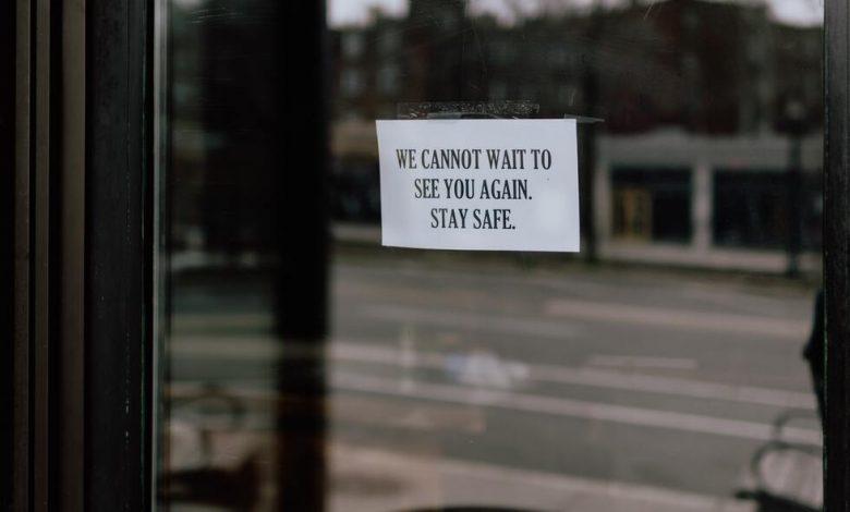 Tourism closed